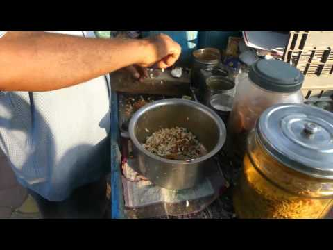 MYSORE BHEL | MYSORE CHAT | KARNATAKA STREET FOOD | INDIAN STREET FOOD | FOOD & TRAVEL TV