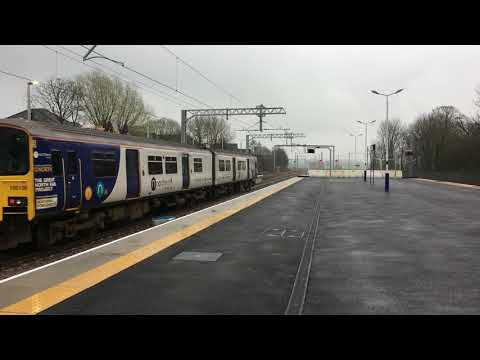 Kirkham & Wesham - Northern Route Learning - 13th April 2018
