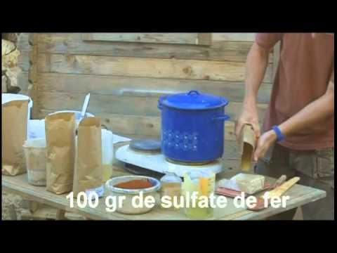 Recette De La Peinture  LOcre  Youtube