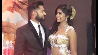 Vatsal Seth And Ishita Dutta HOT Photoshoot At Archana Kochhar Wedding Show 2018