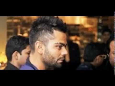 Virat Kohli Hair Styles Youtube