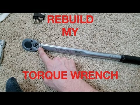 Torque Wrench Repair - YouTube