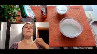 Дрожжевая маска для лица от морщин Мощный эффект омоложения