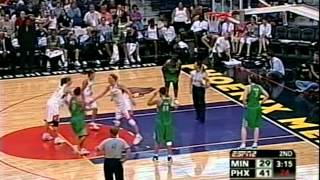 Classic WNBA: Phoenix Mercury vs. Minnesota Lynx (August 8th, 2006)