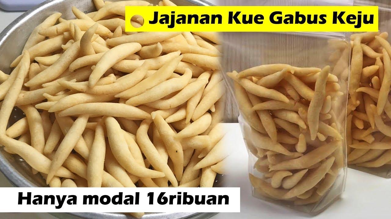 Download MODAL 16RIBUAN JADI JAJAN KUE TELUR GABUS KEJU - KUE TANPA OVEN, TANPA KUKUSAN COCOK BUAT LEBARAN