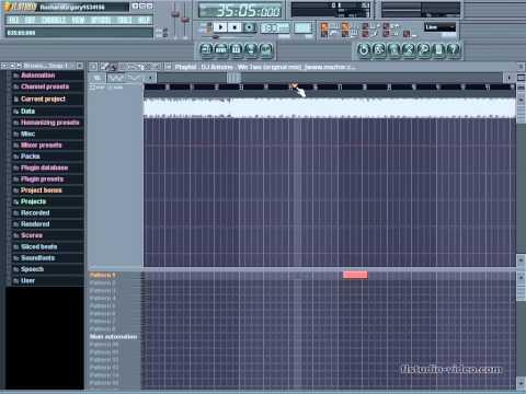 Учимся сочинять музыку в FL Studio. Урок 4. Ритм.
