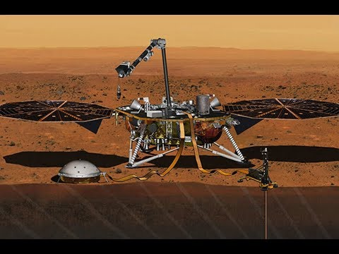 5 Fun Facts About NASA's InSight Mars Lander