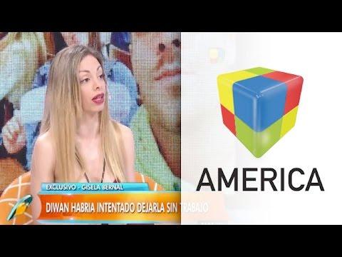"""Gisela Bernal: """"Francisco todavía no tiene derecho a roce"""""""