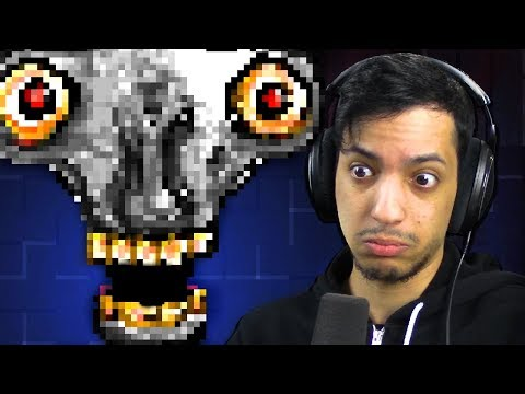 3 Random Horror Games But It's Actually Scary