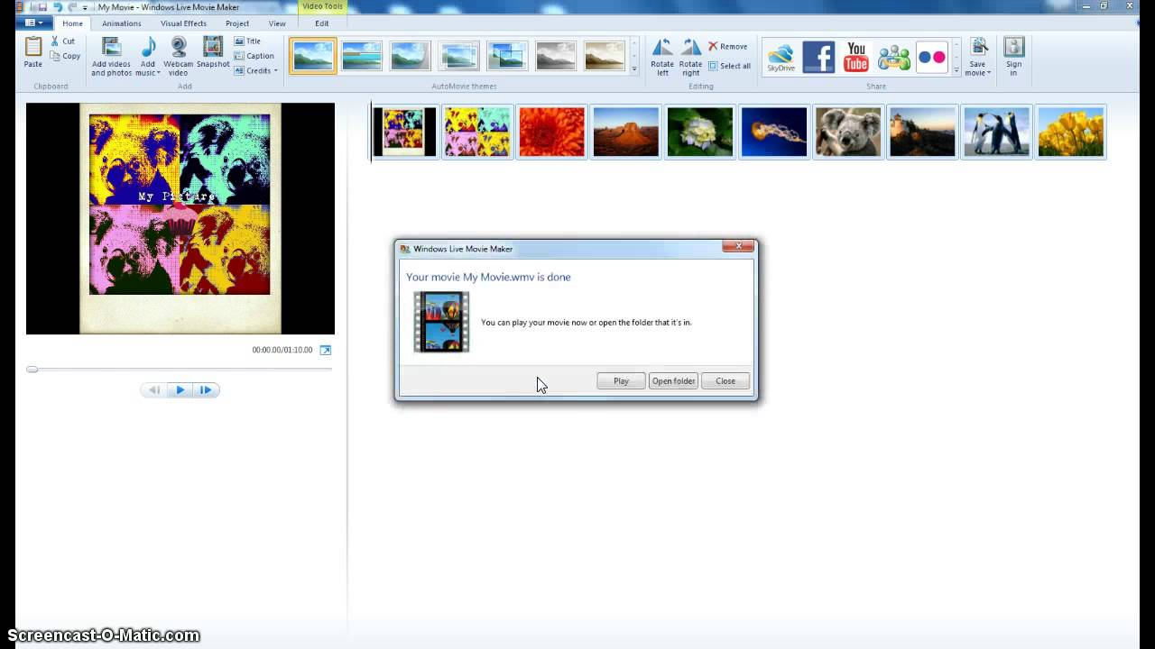 convert windows live movie maker to mp4 online free