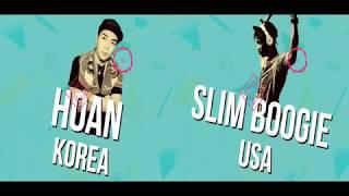 Pop Semi   Hoan VS Slim Boogie   Day-3   2017 BBIC World Final   LB-PIX
