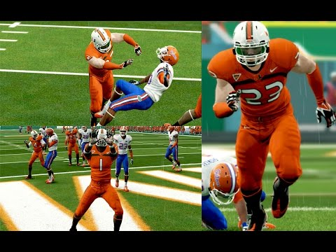Madden 15 Road To The NFL Draft - Ricky Harris - Convict To Football Star