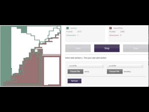 WEB WORKER CONTEST: exo9.js - Ghoul99.js