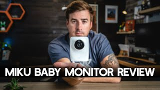 A Miku Baby Monitor Review (+ Comparison to Nanit Plus)