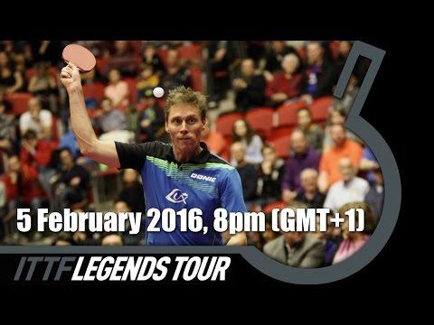 2016 ITTF Legends Tour