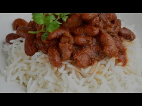 How To Cook Healthy Rajma|red Kidney Beans Curry|slow Cooker Dump And Go Recipe