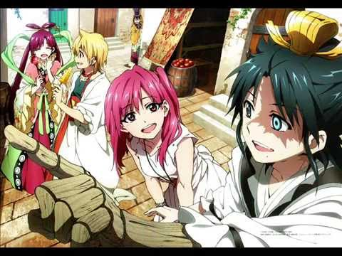 Nogizaka46 - Yubi Bouenkyou (Magi - The Labyrinth of Magic ending 1)
