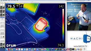 Home Inspection Tip #91:  Advantages of Using Infrared as an Inspector