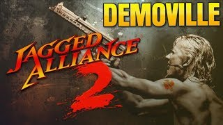 "Jagged Alliance 2 ""Demoville"" Map ~ Spectacular Fail"