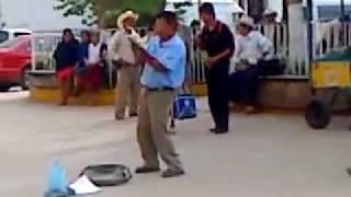 Borracho bailando en zongolica