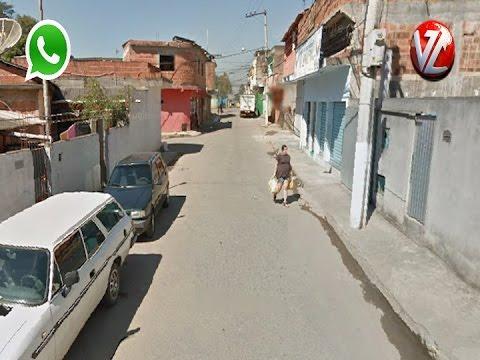 WhatsApp TV Voz - Tráfico de Drogas no bairro Vale Verde