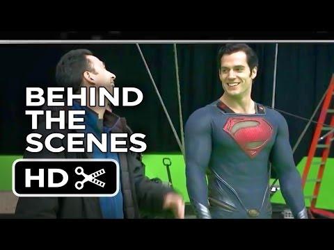 Man Of Steel Behind The Scenes - Stunts (2013) - Superman Movie HD