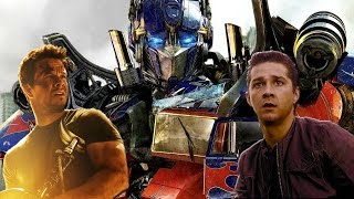 5 transformers movies ranked