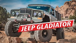 Driving Line - Ride of the Week: 1964 Jeep Gladiator J200