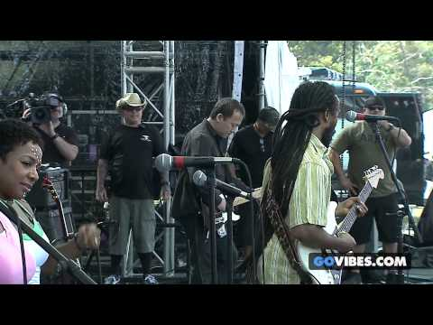 """Ziggy Marley performs """"Love Is My Religion"""" at Gathering of the Vibes Music Festival 2014"""