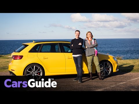 Audi S3 2017 review: Torquing Heads video