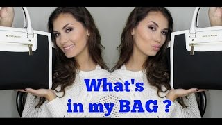 WHAT'S IN MY BAG: Feb 2015