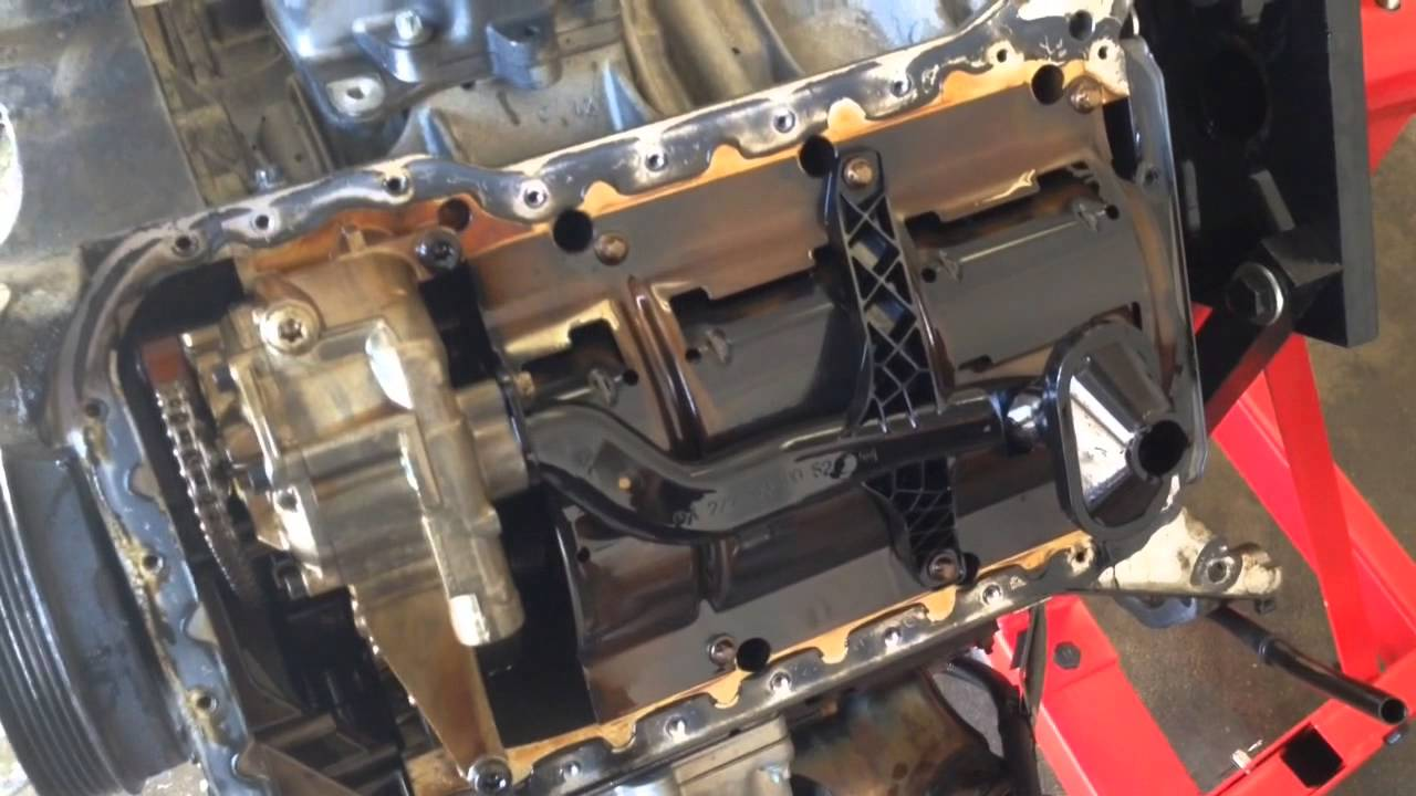 Mercedes Benz Camshaft Balancer P0016 P0017 Youtube