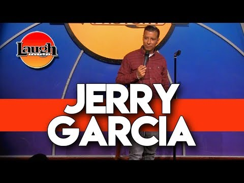 Jerry Garcia  Stepdad & Cholo Tattoos  Stand Up Comedy