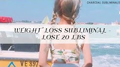 🌸 Lose 20 Lbs Overnight -Forced Weight Loss Subliminal 🌸