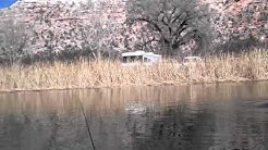 Fly Fishing at Dead Horse Ranch Park - Cottonwood AZ