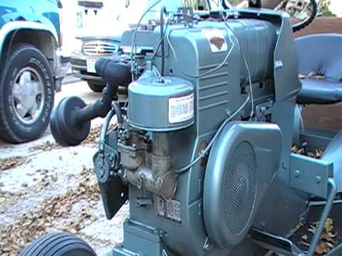 Sears Ss14 Engine Miss