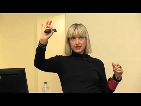 Scheidel Lecture: Zizi Papacharissi 3/3/2016