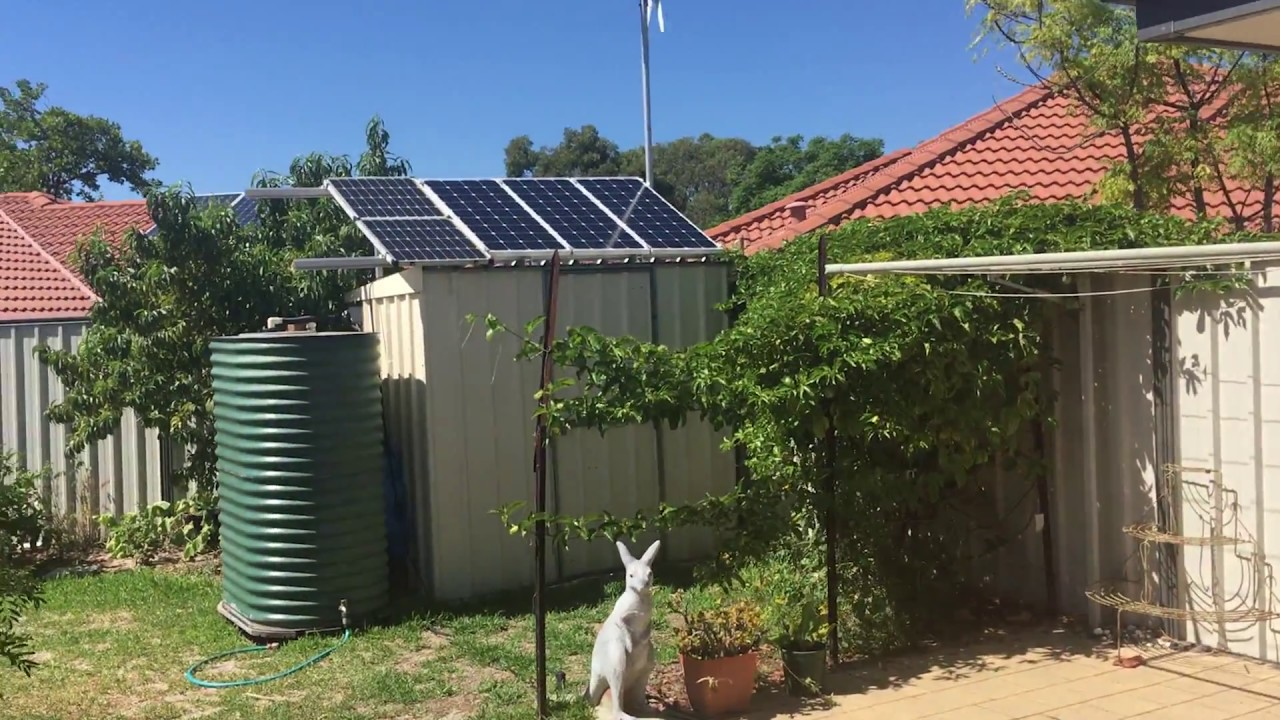 how to get more power out of your solar panels on a day youtube