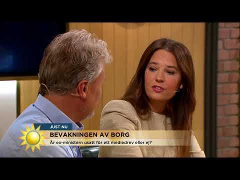 Anders Borg och skandalfesten - dag för dag - Nyhetsmorgon (TV4)