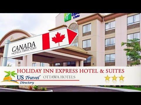 Holiday Inn Express Hotel & Suites Ottawa Airport - Ottawa Hotels, Canada