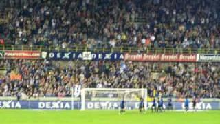 Club de Bruges-Lokeren 09 Aout 2009