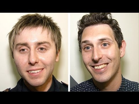 The Inbetweeners 3?  James Buckley & Blake Harrison