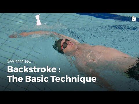 Swimming: Basic Technique | Backstroke