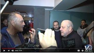Aggressione al giornalista Luigi Palamara