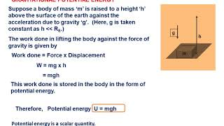Class 11 Chapter 6 Work ,Energy and Power Part 4