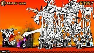 The Battle Cats - Manic Dark VS The Lugas Family