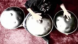 Hang (drum) Solo - Paparazzi - Rafael Sotomayor - Handpan