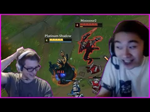 That's How You AFK Bait in League of Legends - Best of LoL Streams #260