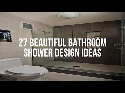 🔴 27 Beautiful BATHROOM SHOWER DESIGN Ideas