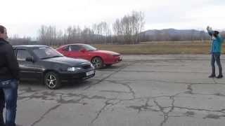 Toyota Celica против Daewoo Nexia